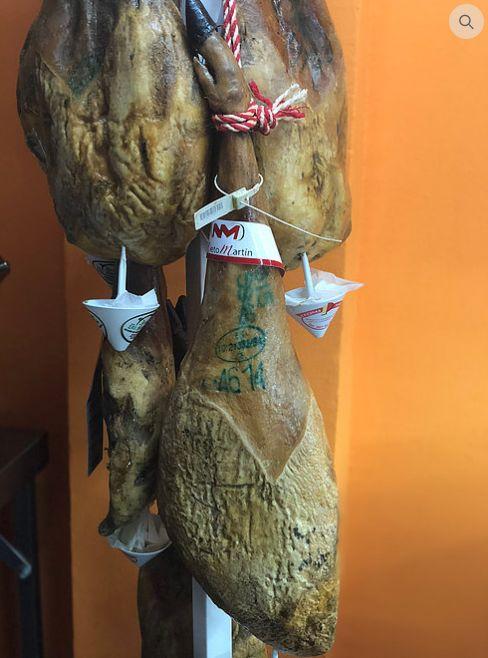 Jamón Ibérico cebo Guijuelo 7.5 kg: Productos de El Racó del Bierzo