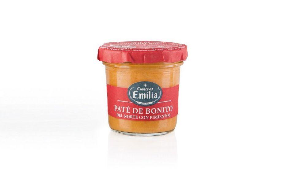 Paté de Bonito con pimientos 105 g: Productos de El Racó del Bierzo