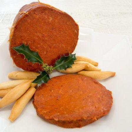 Sobrasada ibérica Guijuelo 1kg: Productos de El Racó del Bierzo