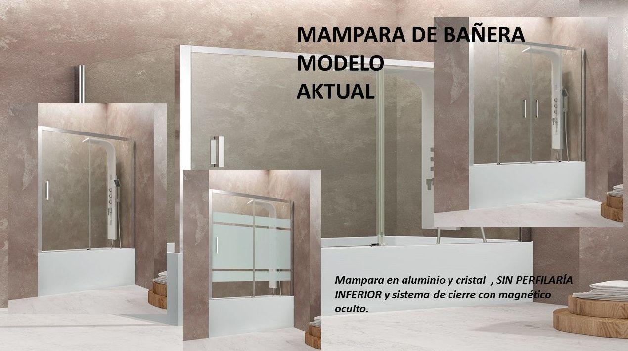 Foto 4 de Mamparas de baño en San Cristóbal de La Laguna | MAMPARAS WAJAL