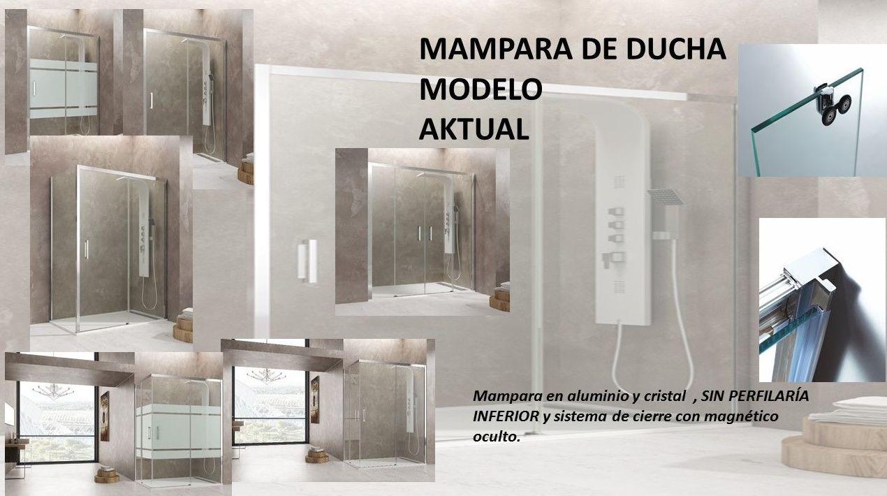 Foto 2 de Mamparas de baño en San Cristóbal de La Laguna | MAMPARAS WAJAL