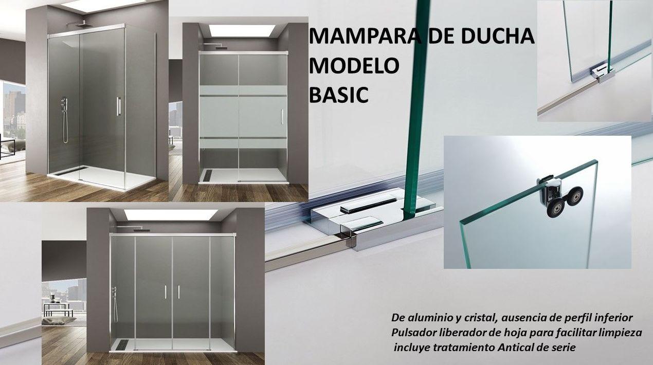 Foto 3 de Mamparas de baño en San Cristóbal de La Laguna | MAMPARAS WAJAL