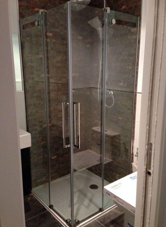 Fabricante de mamparas de duchas, venta e instalación de mamparas