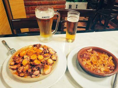 Raciones y tapas: Raciones y menús de Cafetería Cesar Las Ventas