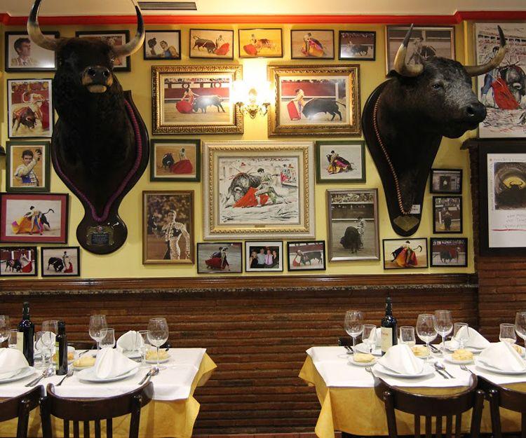Restaurante para cenas de empresa en Madrid
