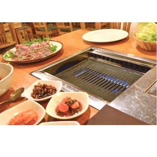 Parrillada en la mesa: Productos y servicios de Restaurante Haninjung