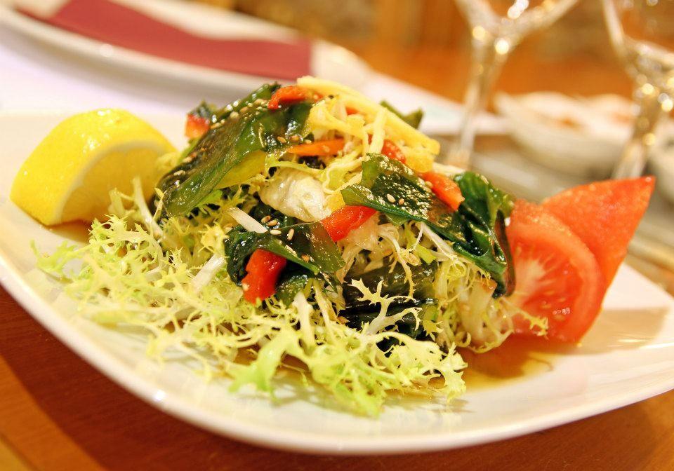Restaurante recomendado de cocina coreana en el centro de Barcelona. El auténtico sabor de Corea.