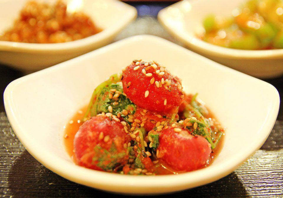 Restaurante recomendado de cocina coreana