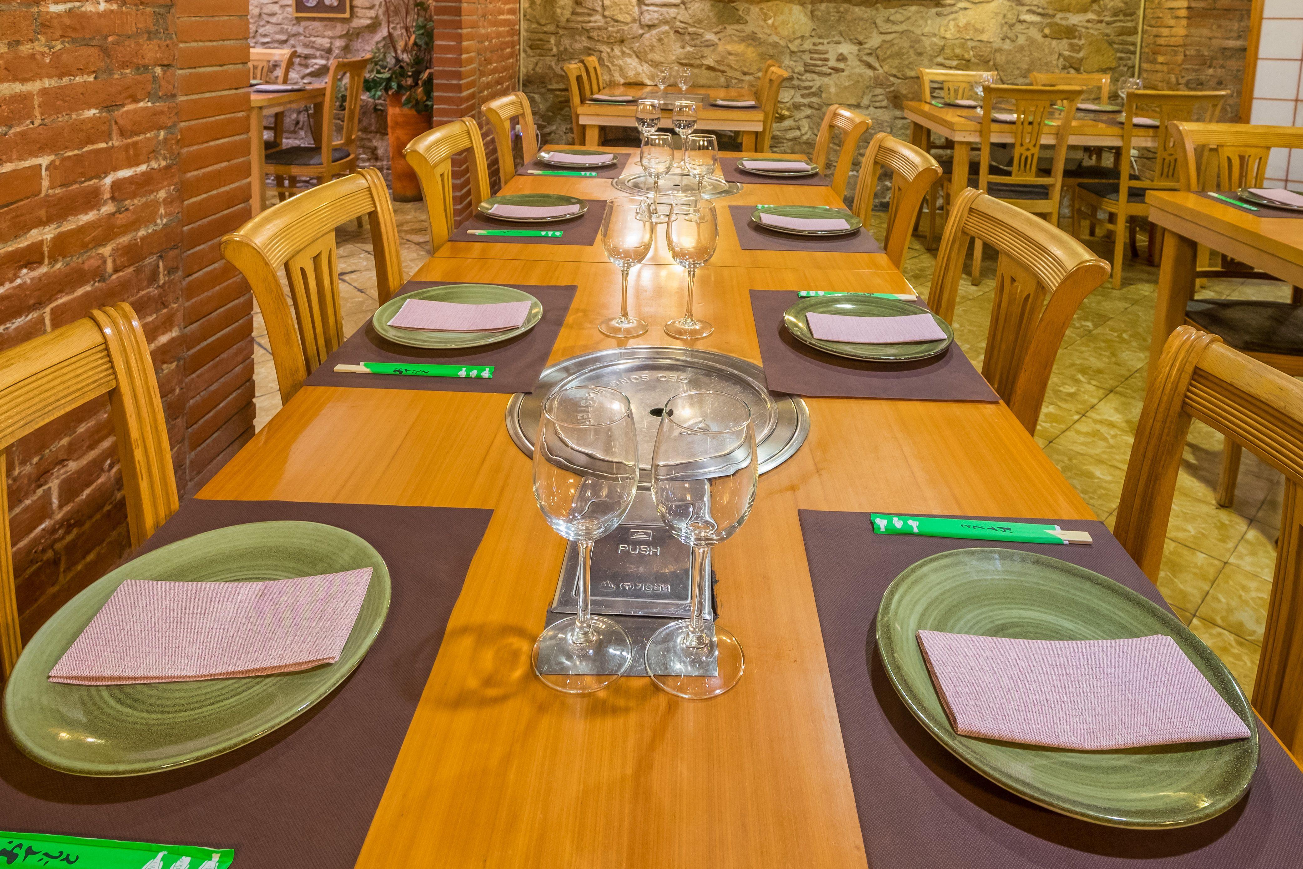 Foto 1 de Restaurante coreano en Barcelona | Restaurante Haninjung