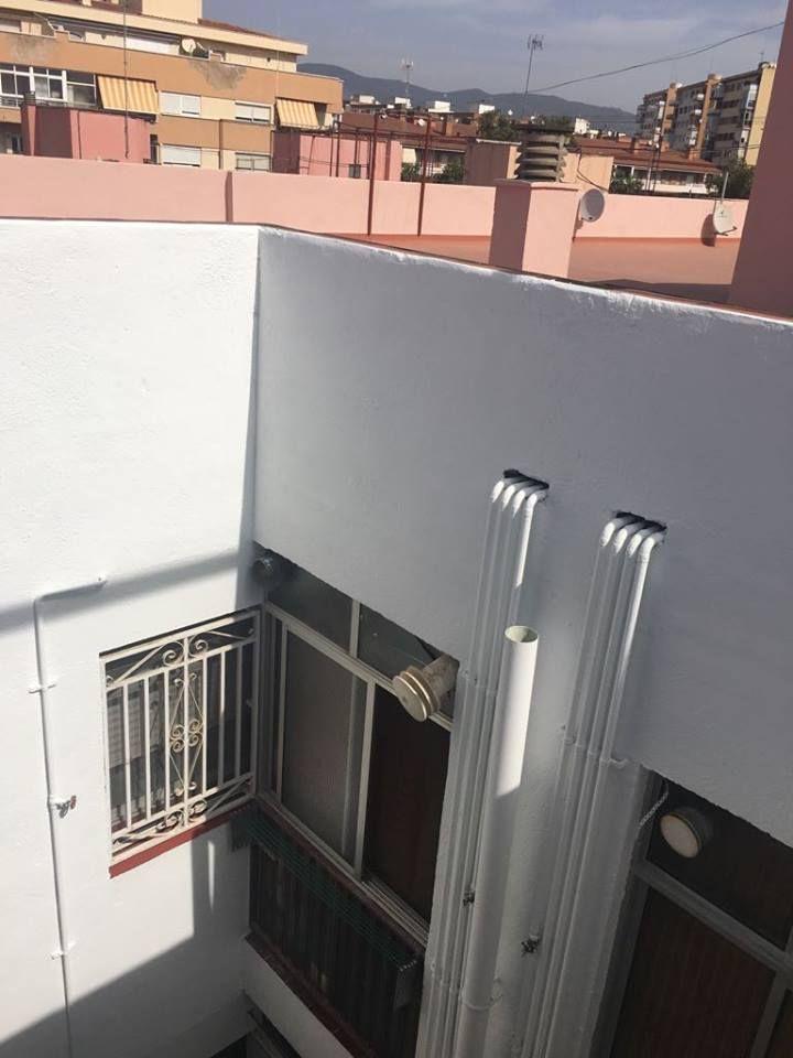 Bajantes de desagues en Tarragona
