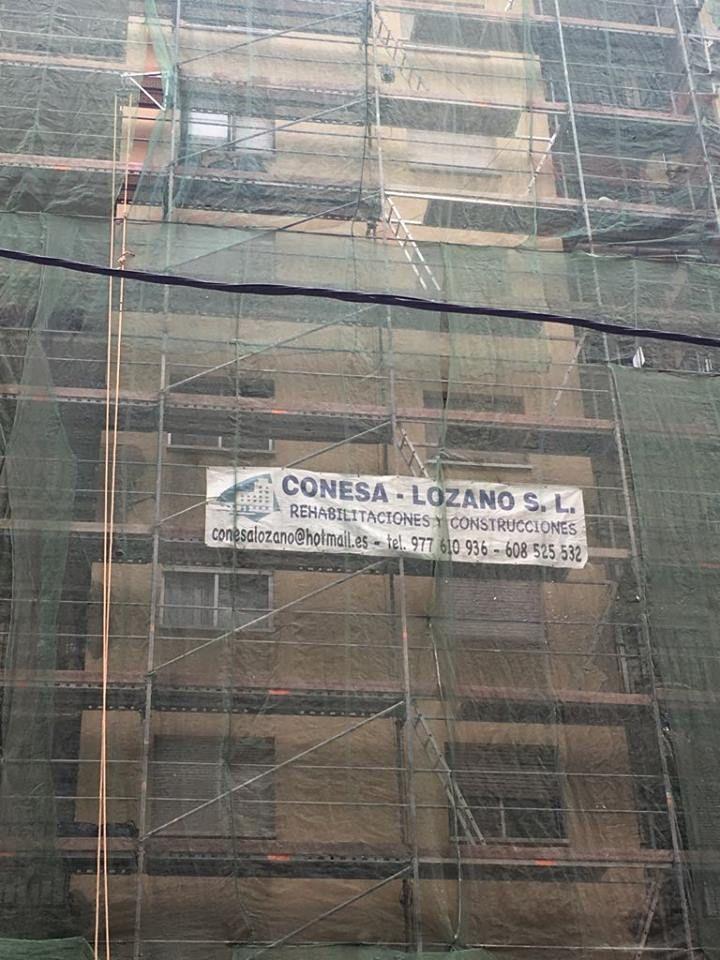 Carpintería metálica en Tarragona