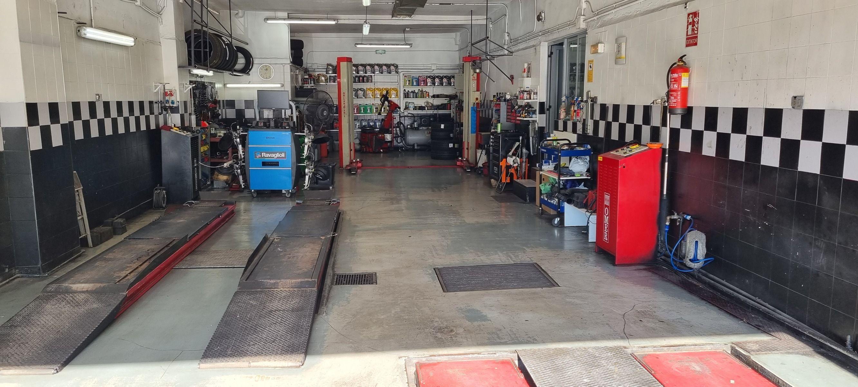 Alineación de neumáticos en Hortaleza, Madrid