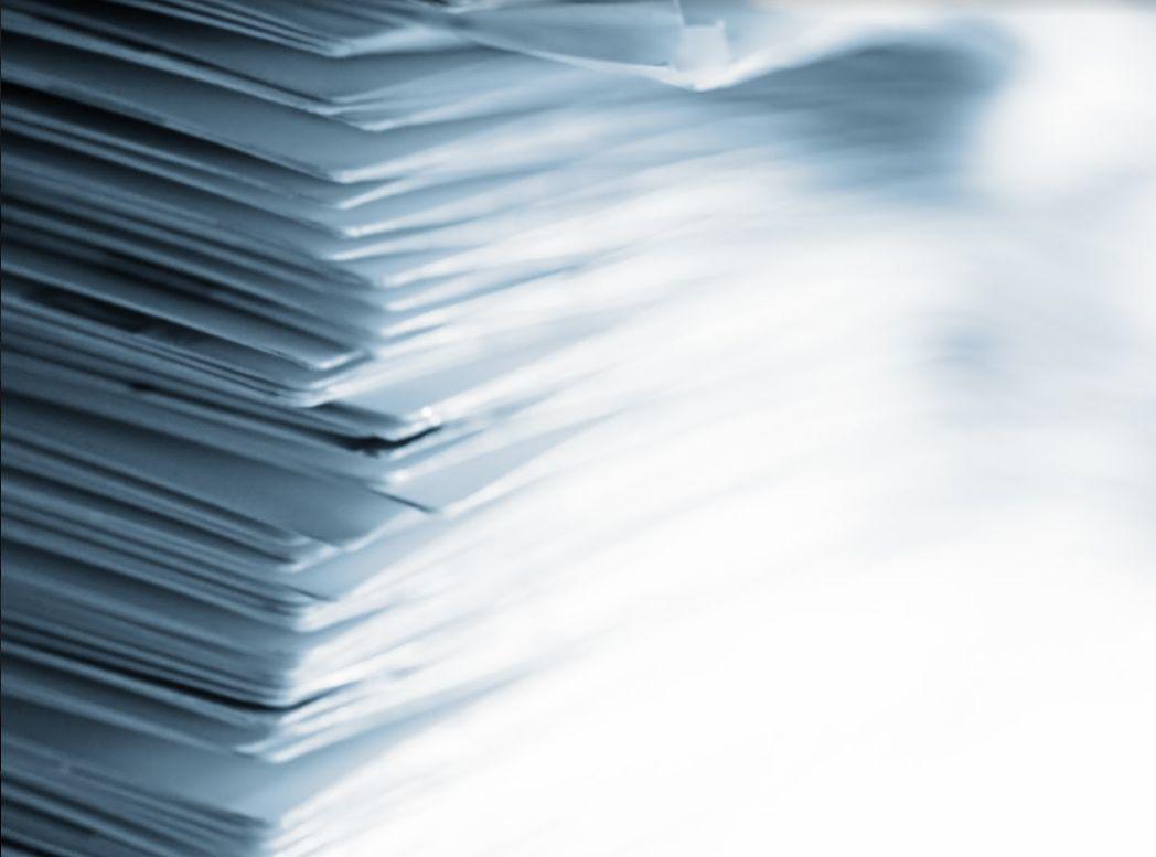 Distribución de papel a nivel nacional