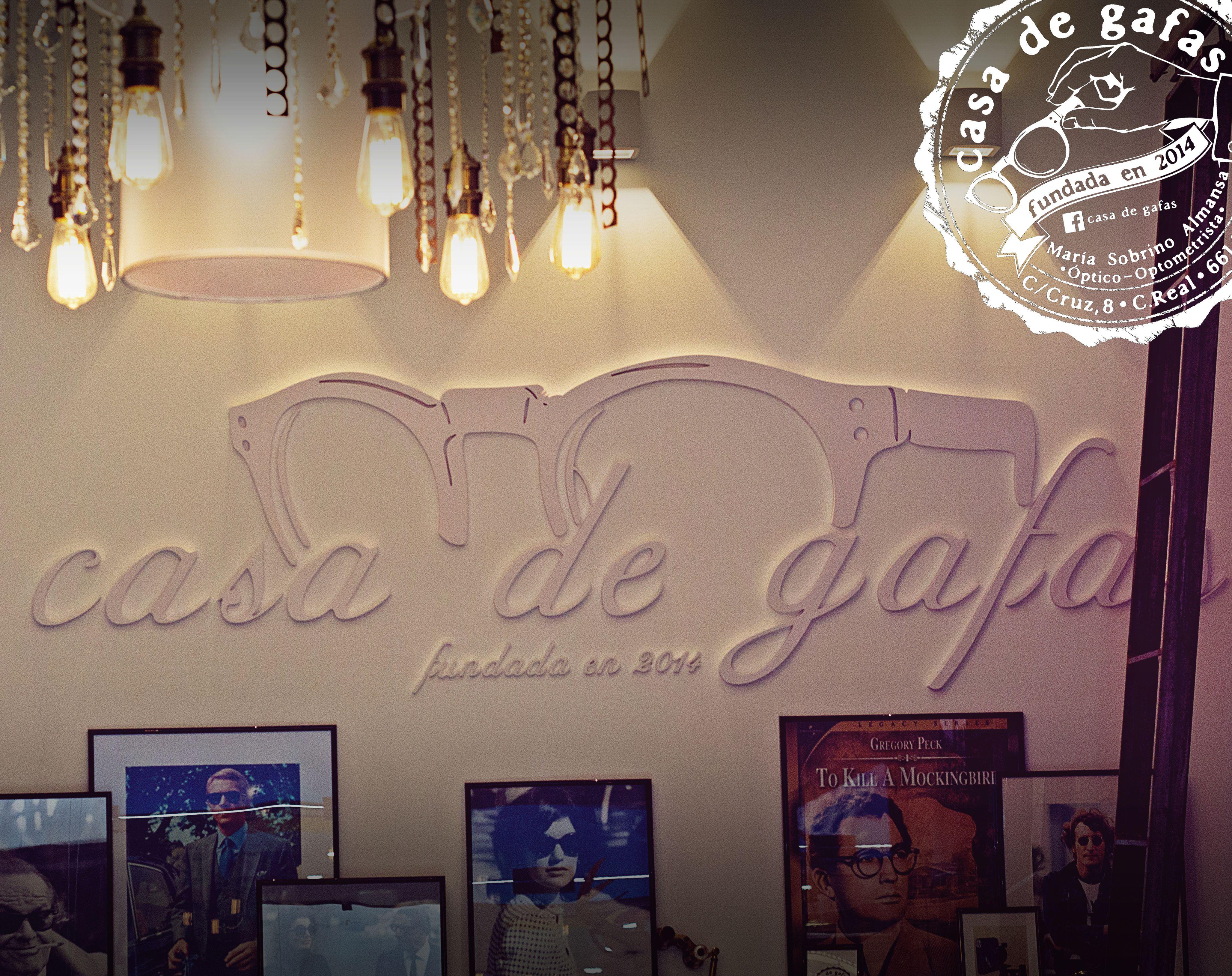 Casa de Gafas, diseño e innovación