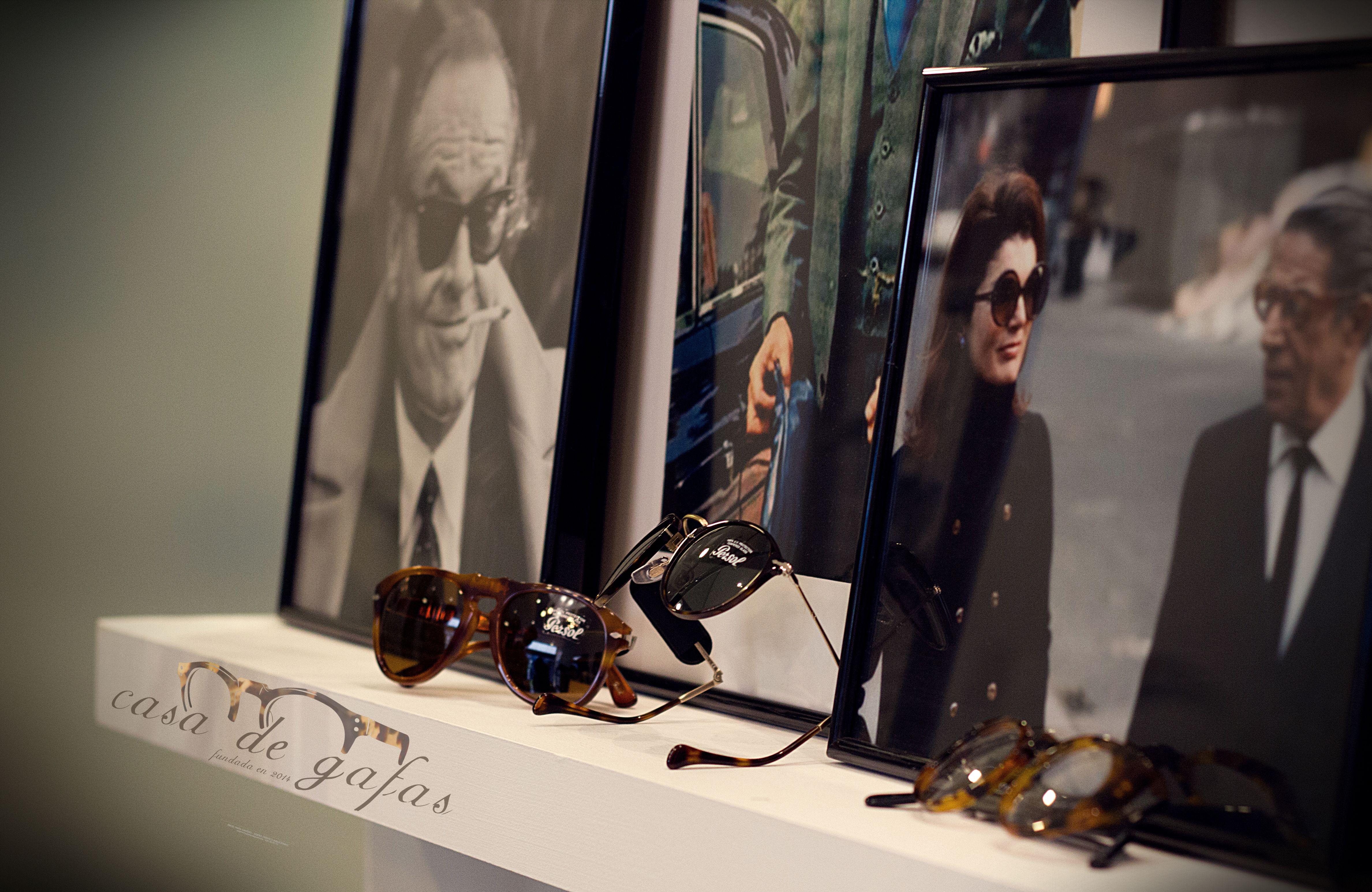 Venta de gafas de diseño