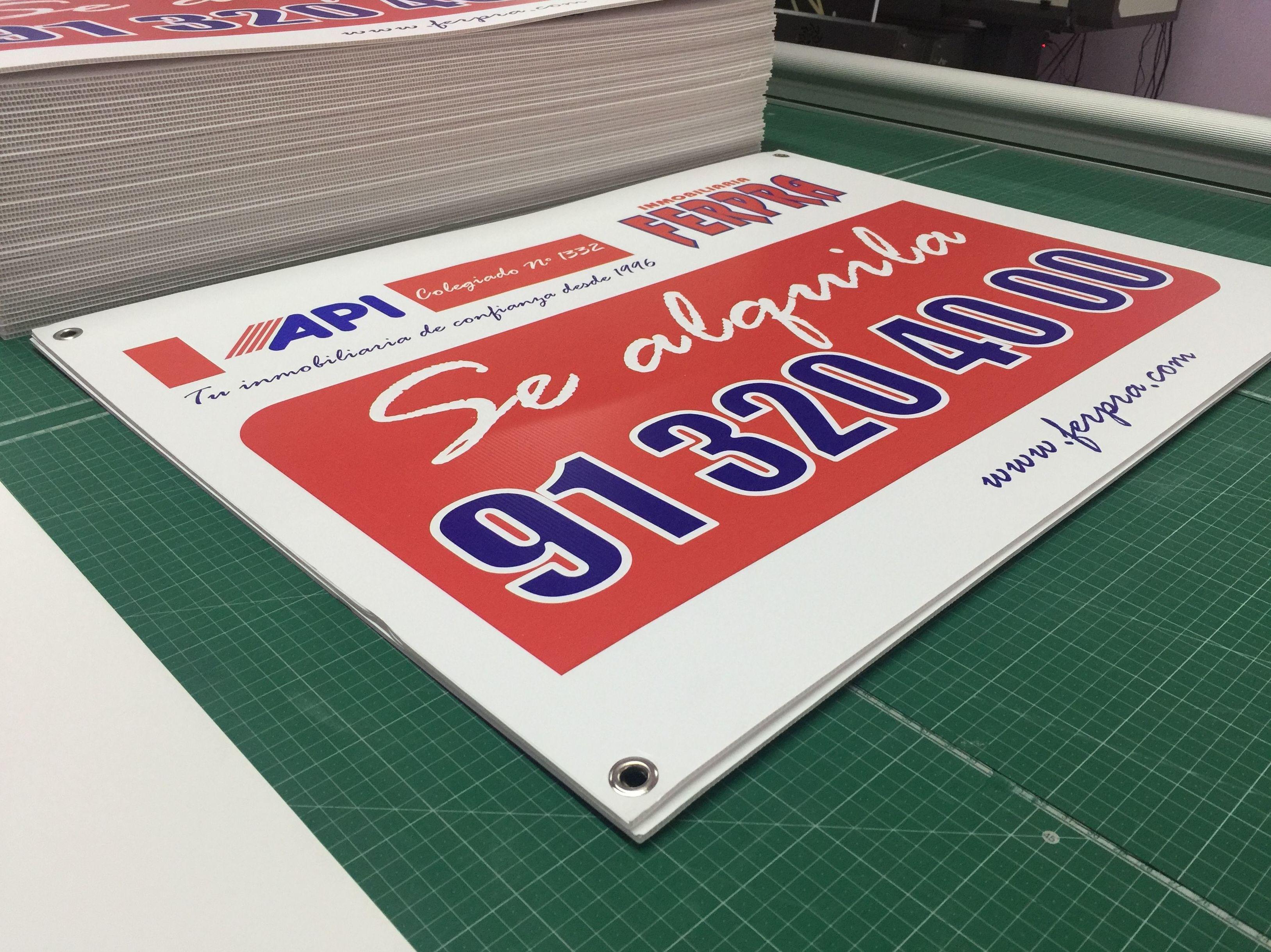 Foto 40 de Trabajos de diseño e impresión de gran calidad en Madrid | Megaprinter