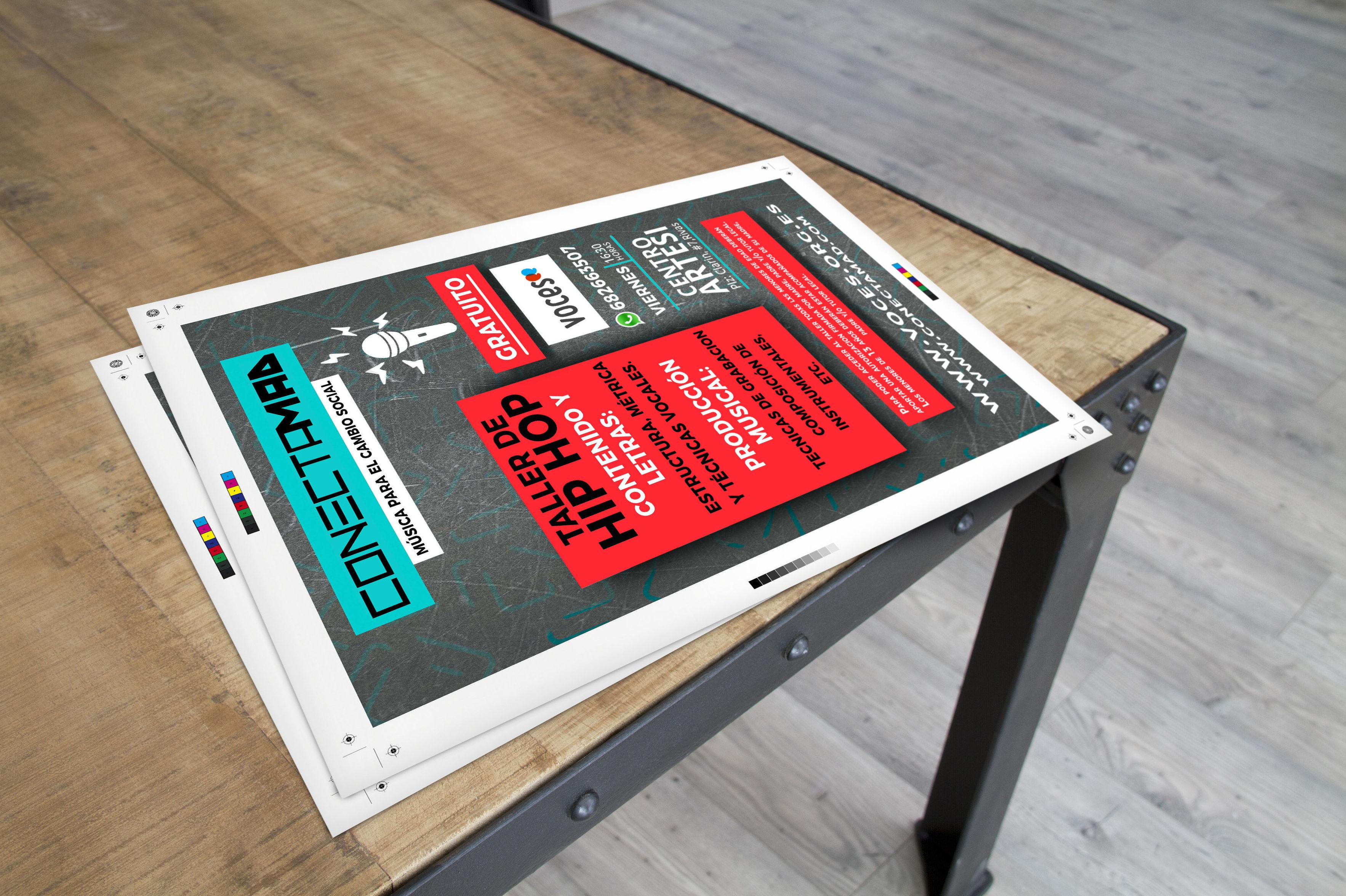 Foto 43 de Trabajos de diseño e impresión de gran calidad en Madrid | Megaprinter