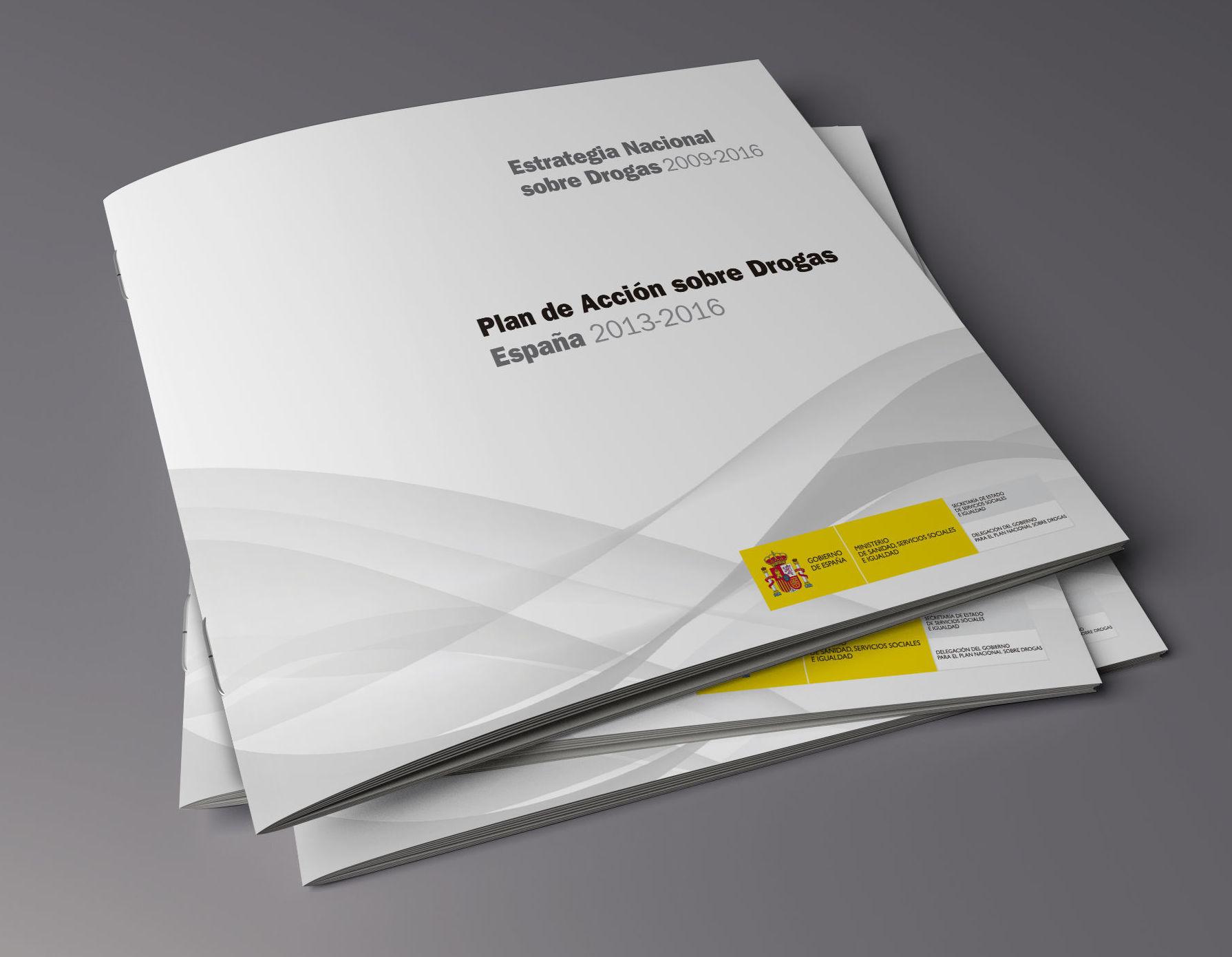 Diseño y Maquetación : Catálogo de servicios de Megaprinter