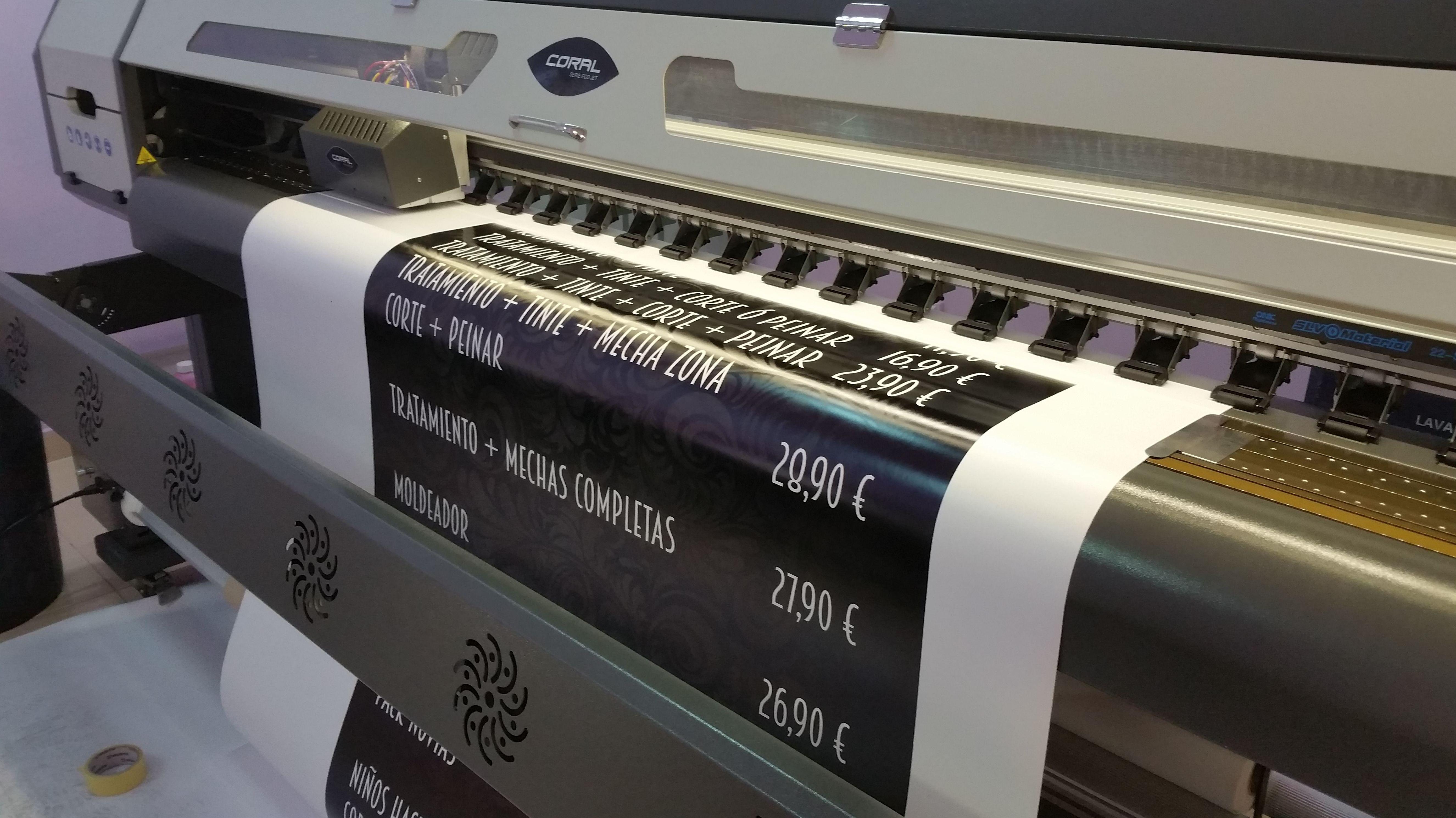 Foto 94 de Trabajos de diseño e impresión de gran calidad en Madrid | Megaprinter