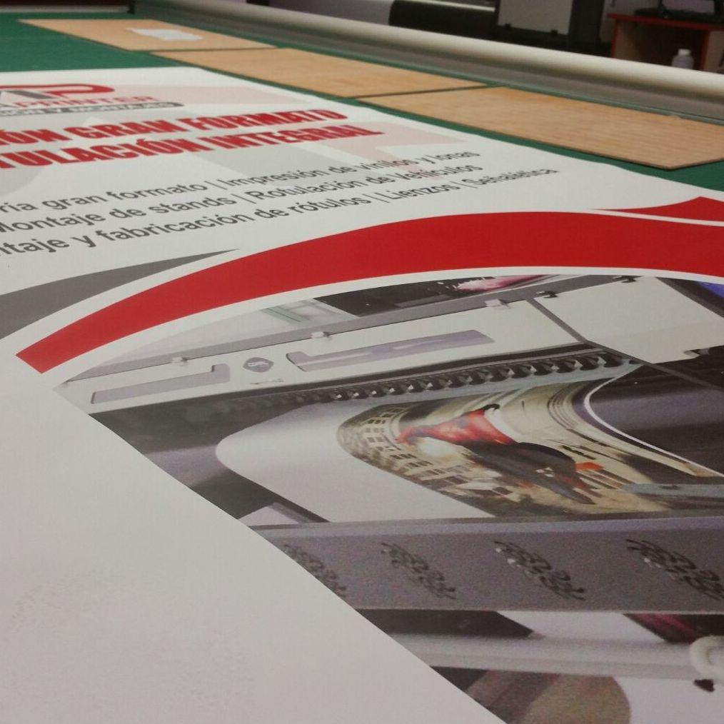 Foto 119 de Trabajos de diseño e impresión de gran calidad en Madrid | Megaprinter