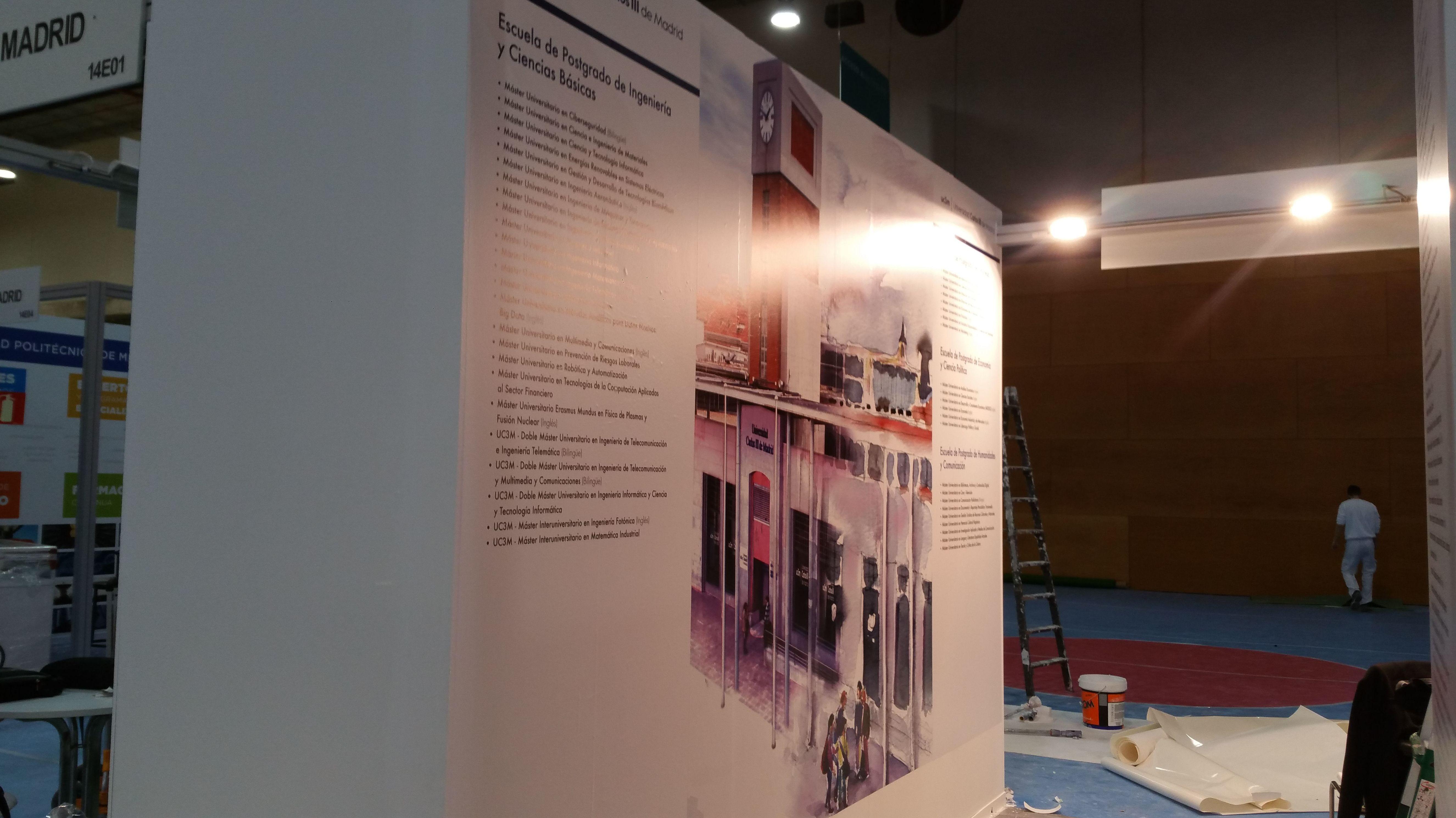 Foto 75 de Trabajos de diseño e impresión de gran calidad en Madrid   Megaprinter