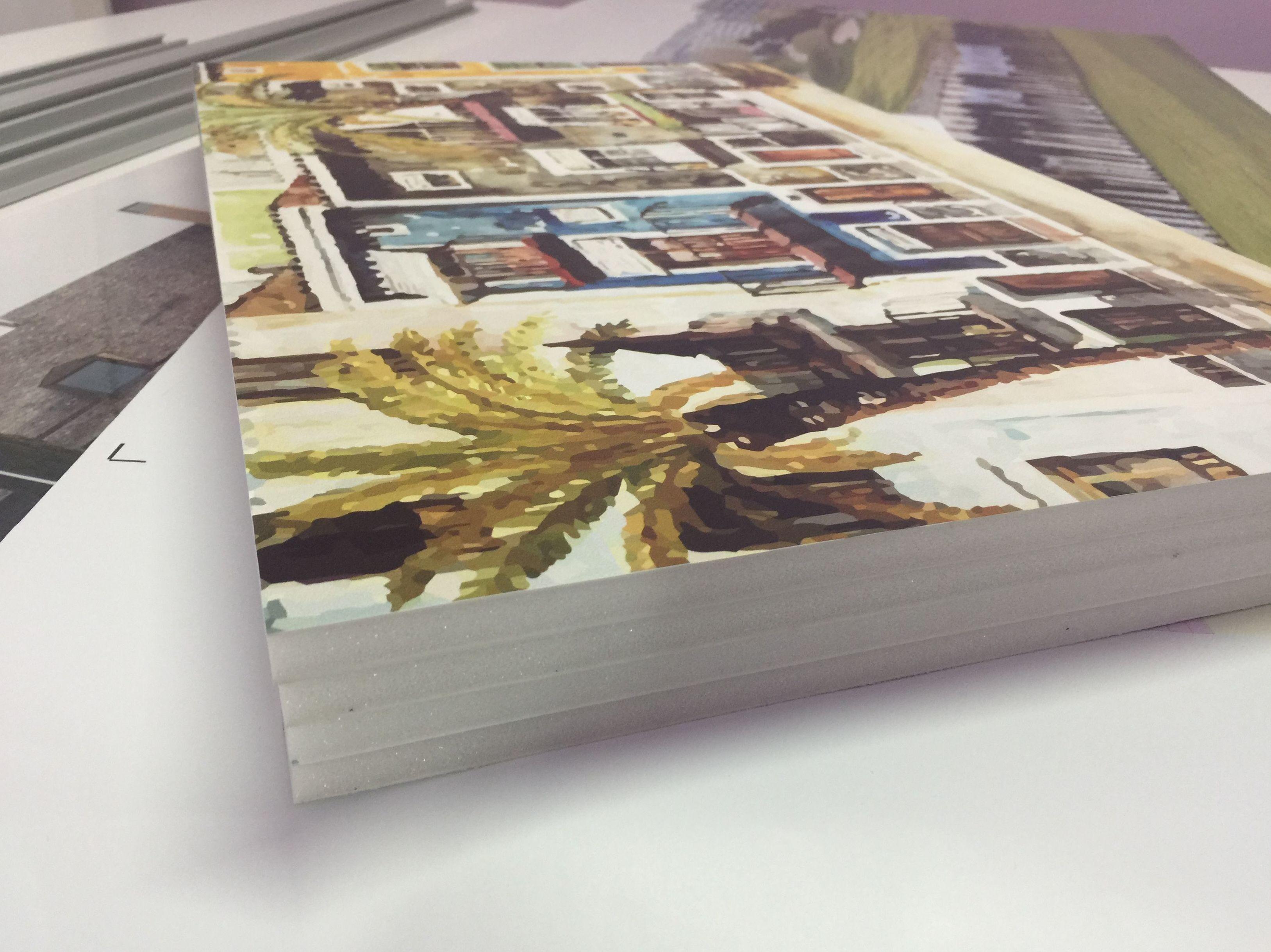 Foto 38 de Trabajos de diseño e impresión de gran calidad en Madrid   Megaprinter