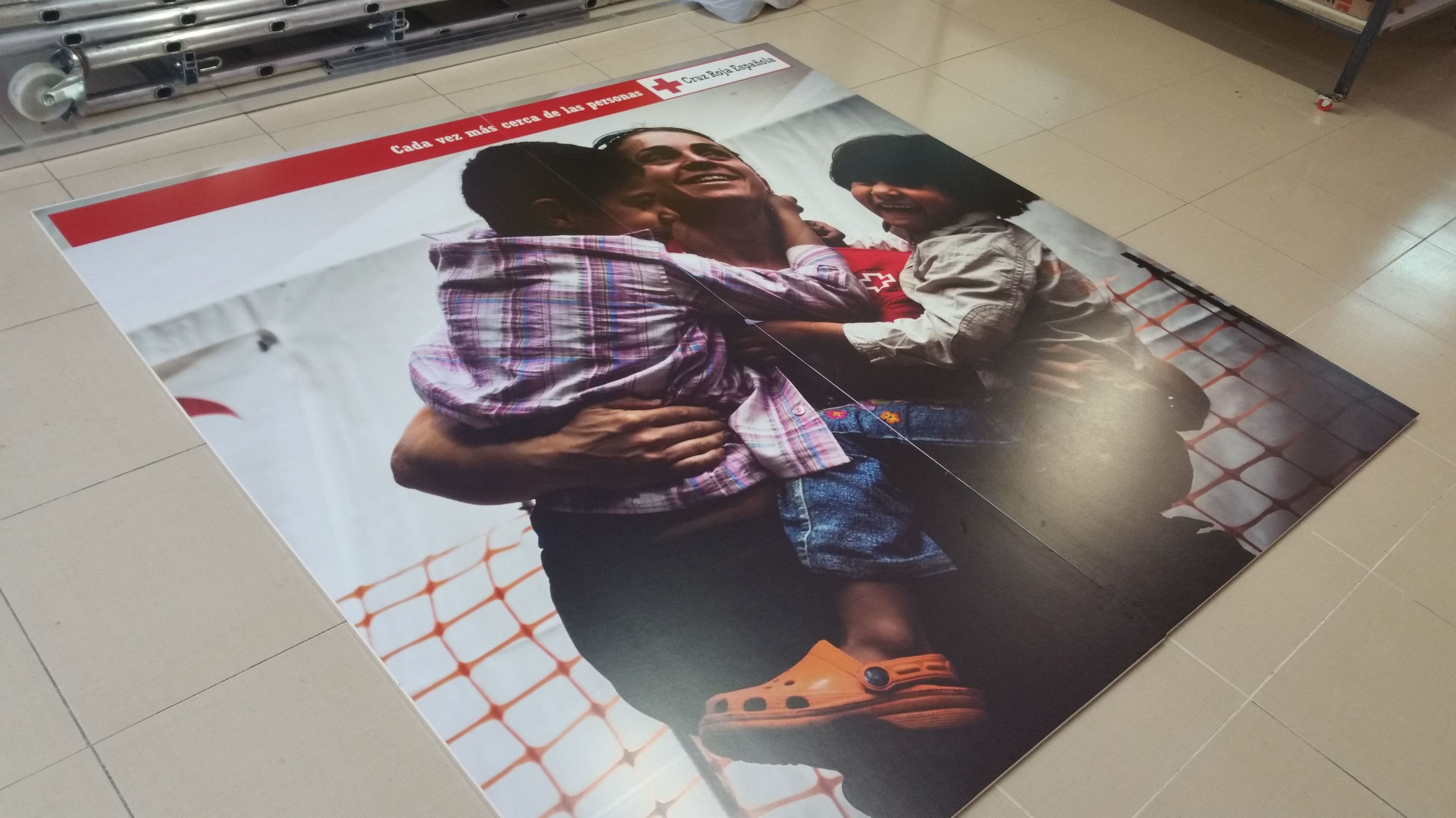 Foto 89 de Trabajos de diseño e impresión de gran calidad en Madrid | Megaprinter