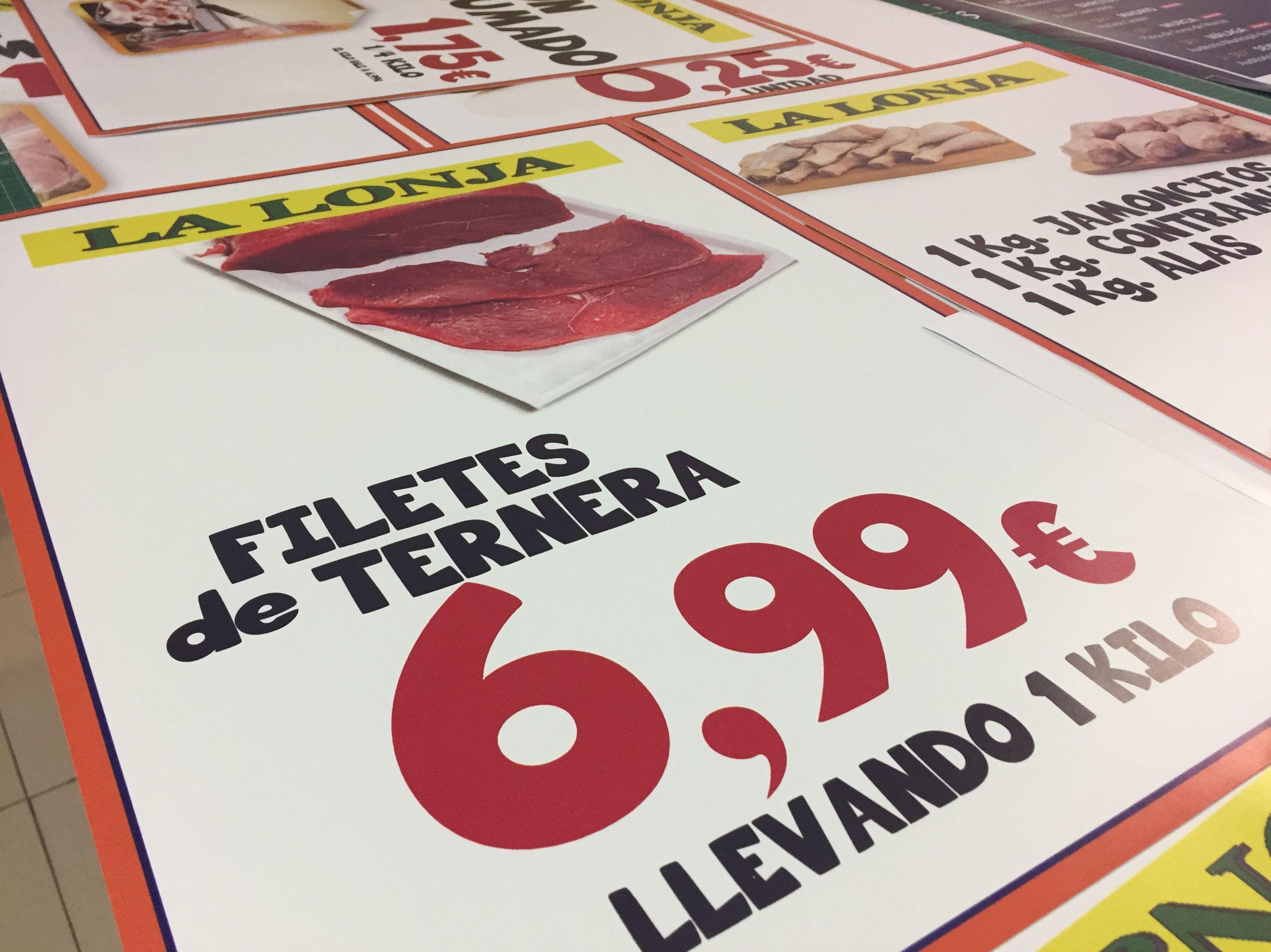 Foto 81 de Trabajos de diseño e impresión de gran calidad en Madrid | Megaprinter