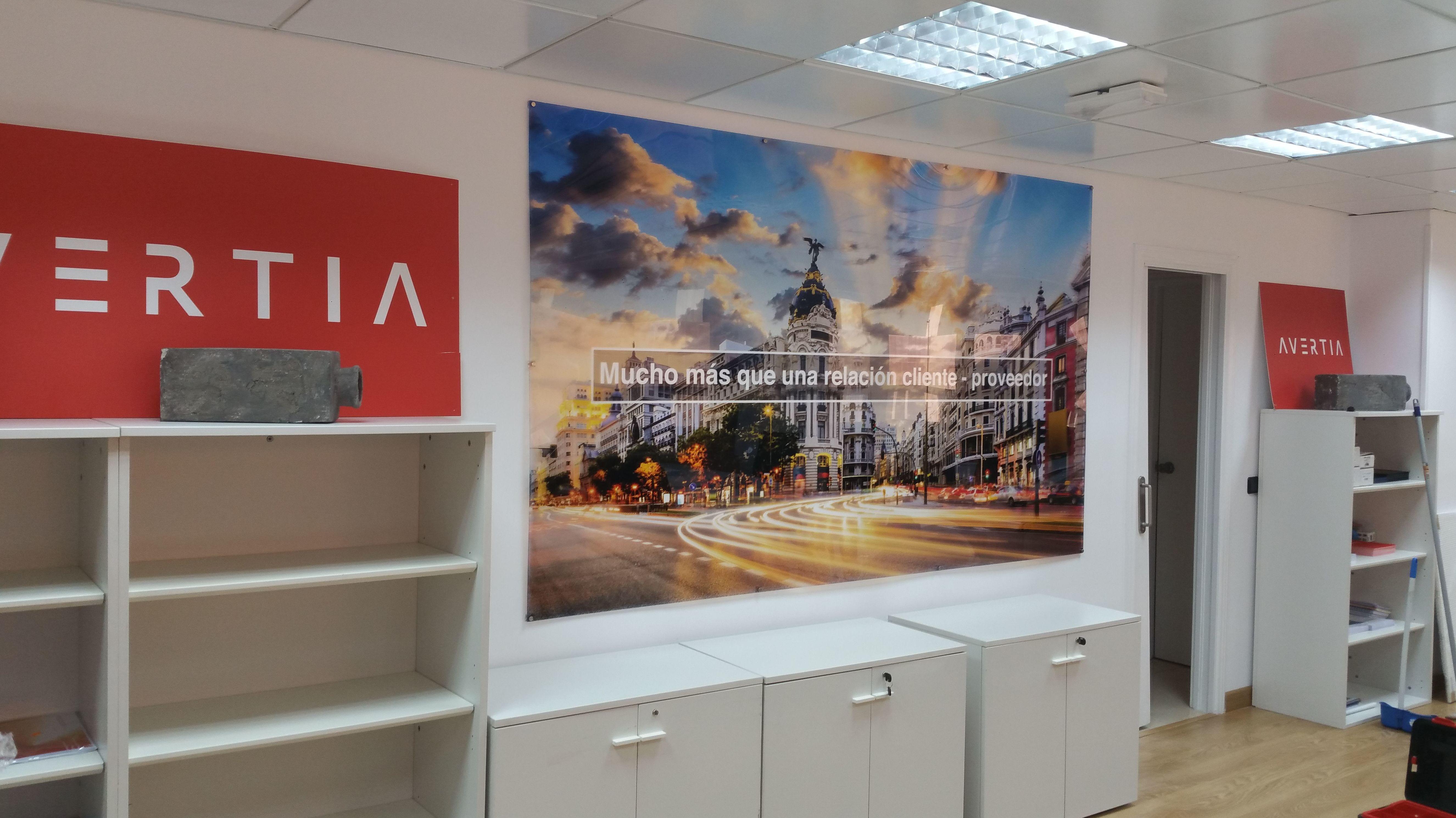 Foto 65 de Trabajos de diseño e impresión de gran calidad en Madrid | Megaprinter