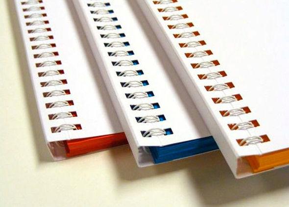 Encuadernaciones: Catálogo de servicios de Megaprinter