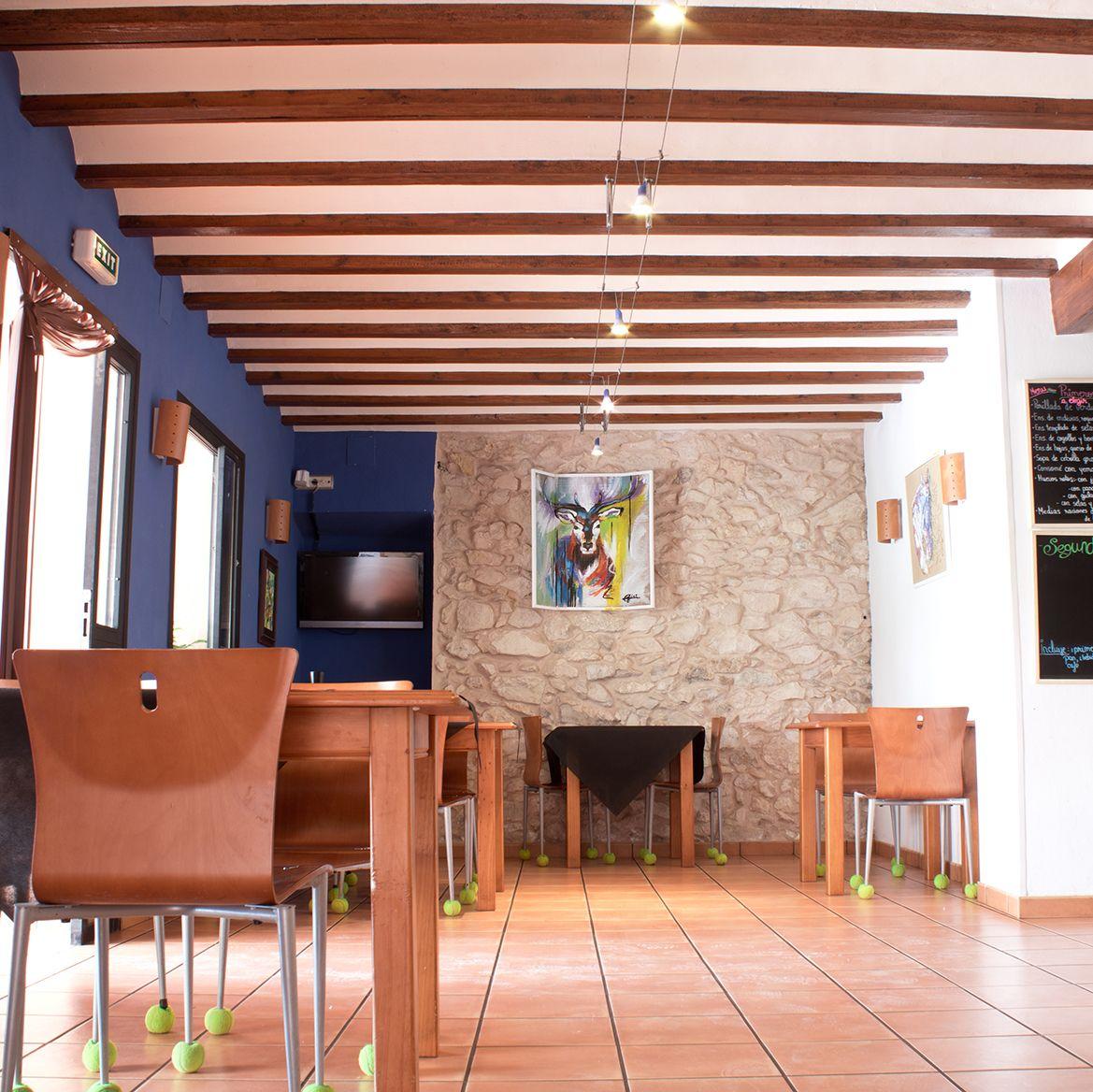Cafetería en Villena