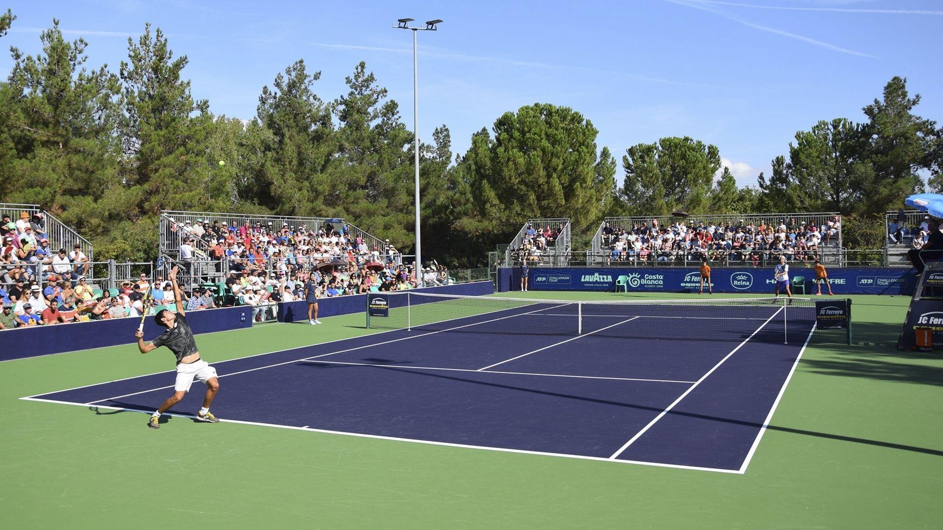 Vlases de tenis para adultos en Villena
