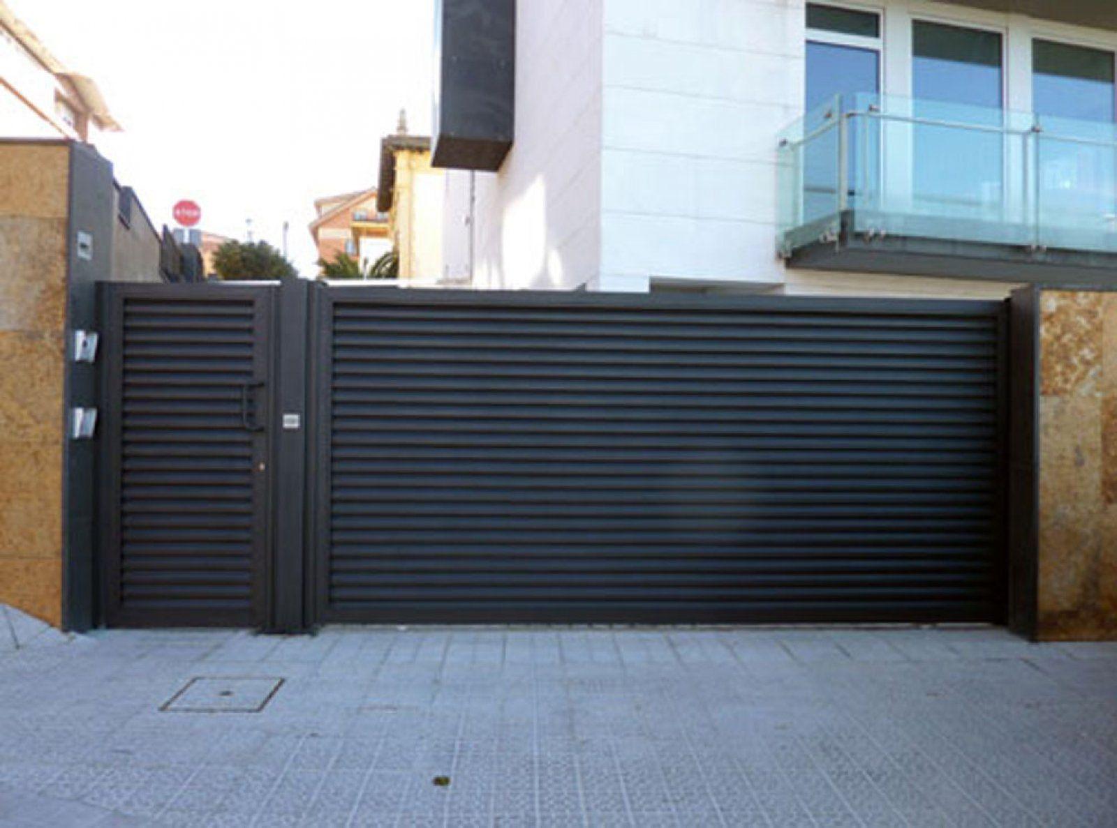 Puertas y vallas perimétricas en Cambrils