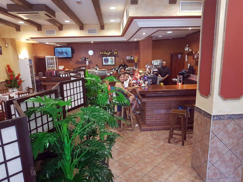 Bar restaurante en Fuensalida