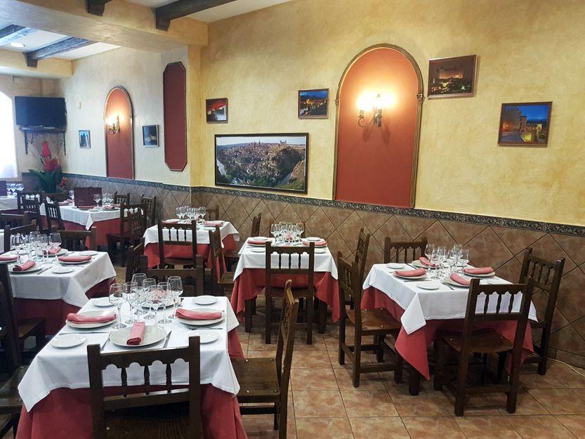 Restaurante para eventos en Fuensalida
