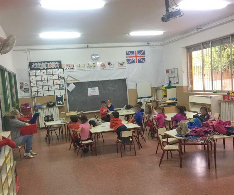 Academia de inglés para niños