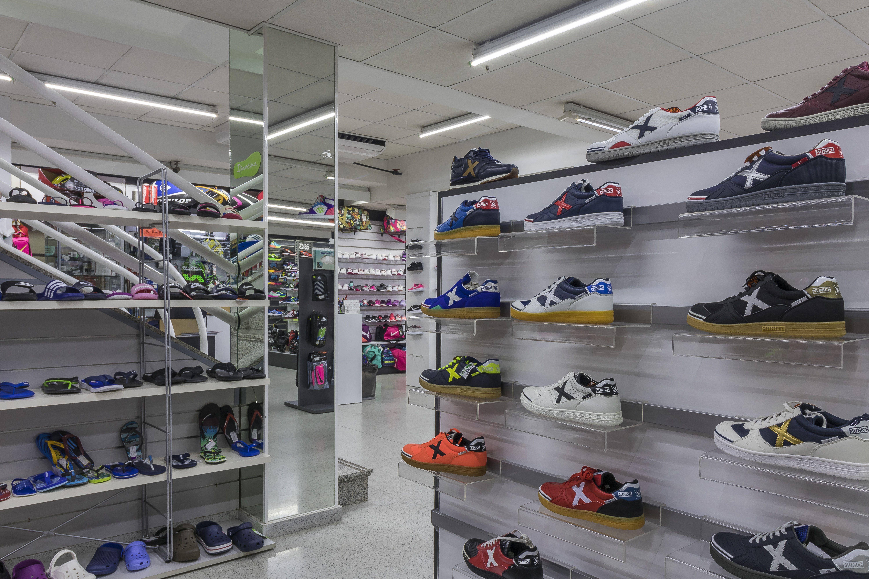 Gran variedad de zapatillas de deporte para todos los bolsillos