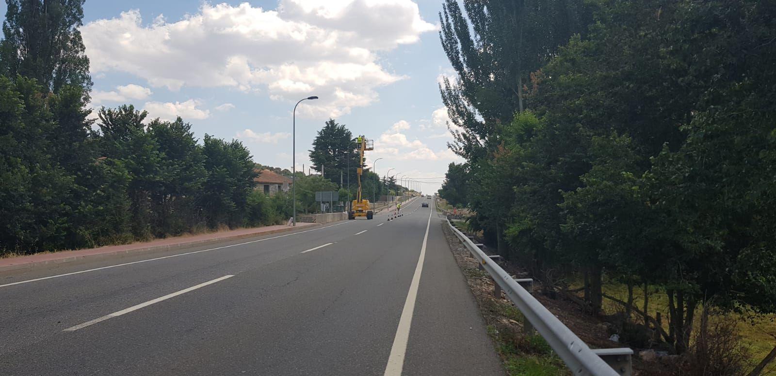 Sector de electricidad y montaje en Ávila