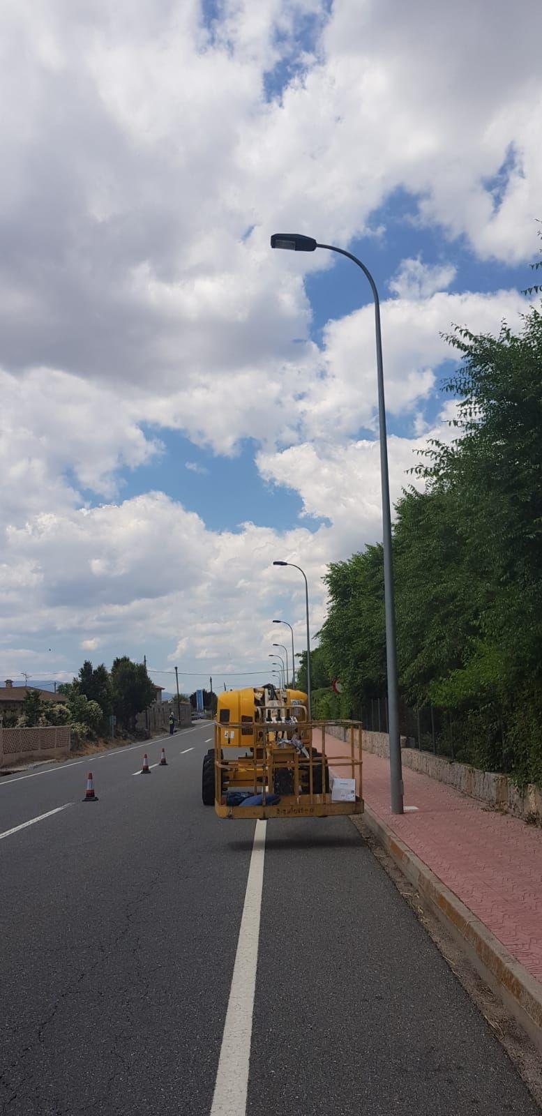 Empresa dedicada a instalaciones eléctricas en Ávila
