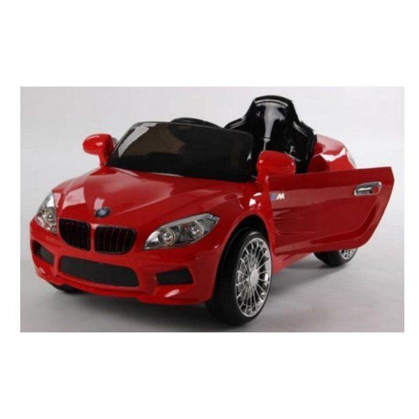 BMW M6 rojo