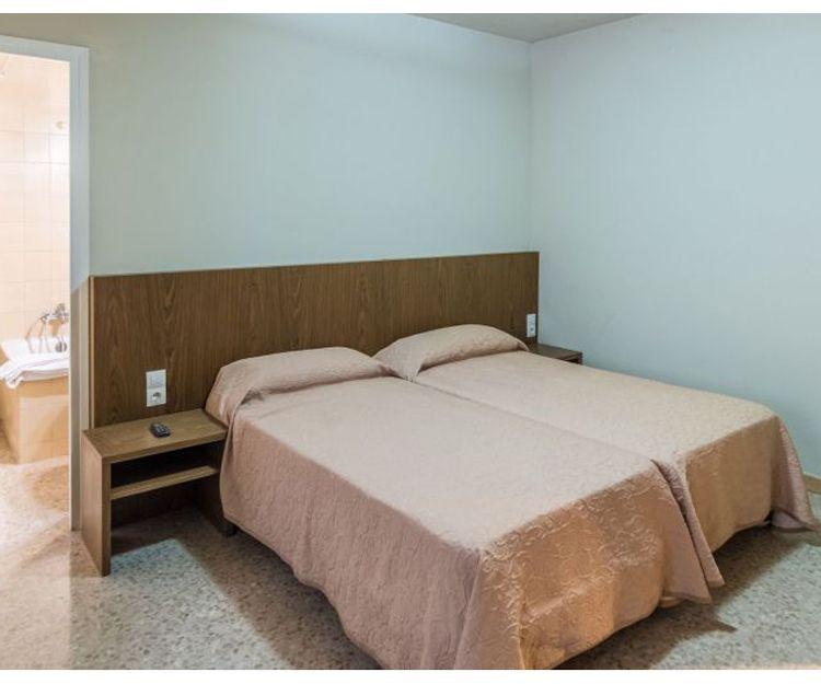 Habitaciones dobles en Balaguer