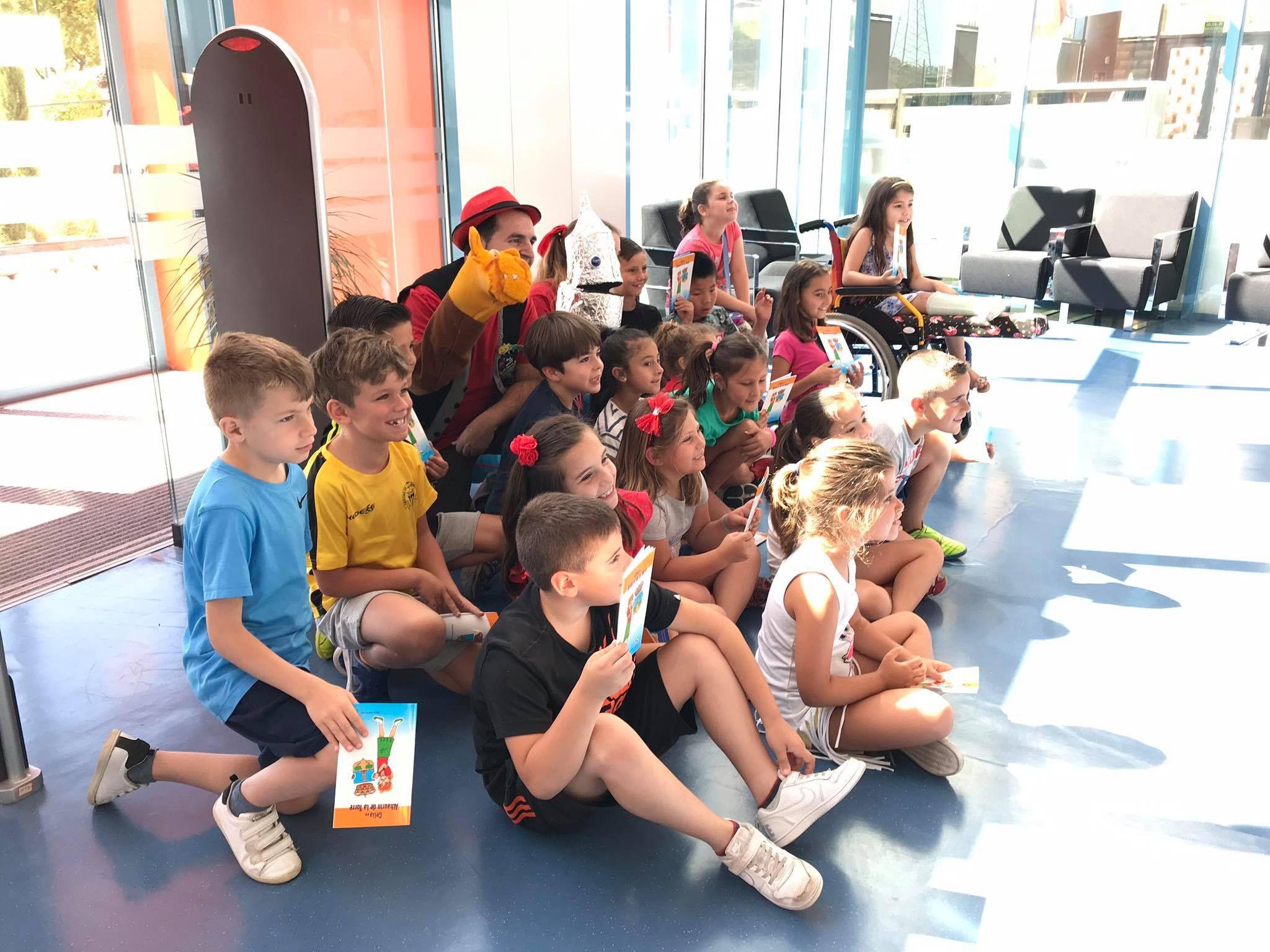 Hoy despedimos el curso escolar 2018-2019 con los alumnos de primero de primaria del CEIP Isaac Peral. ¡El Mago de Oz como protagonista en versión alhaurina ha sorprendido a los tres grupos de primero.