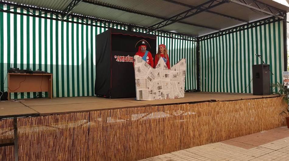 Títeres y teatros infantiles