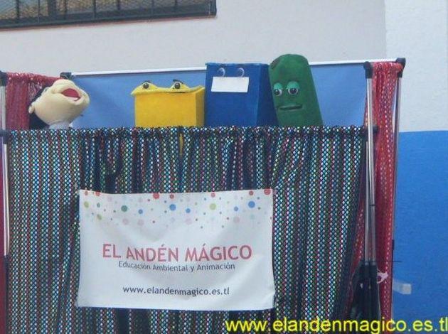 Espectáculos de títeres en Málaga