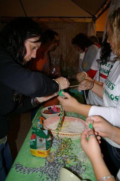 Aulas itinerantes con juegos y talleres en Málaga