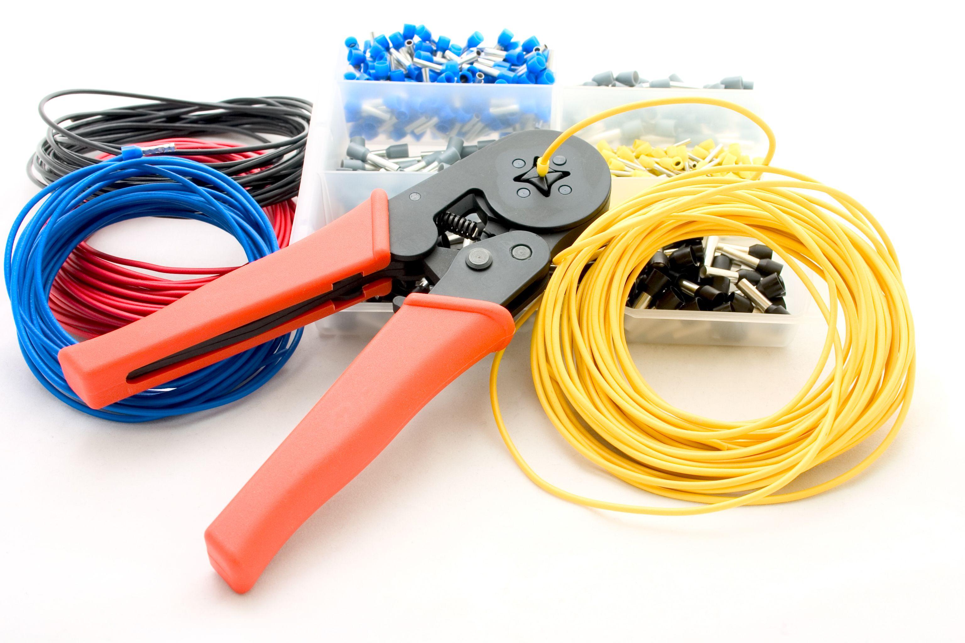 Venta de material eléctrico: Servicios de Elegades