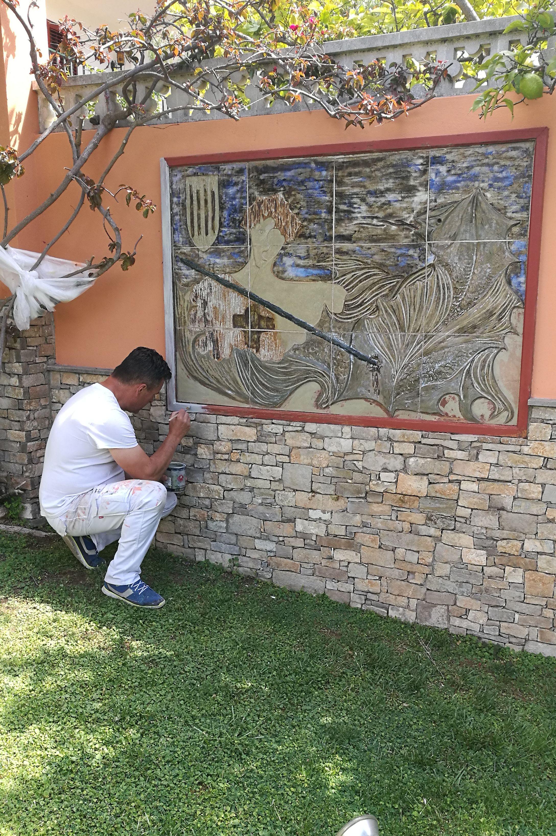 Pintura en exterior Tarragona
