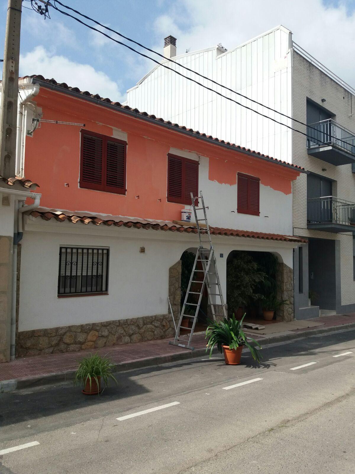Pintura de fachadas Tarragona