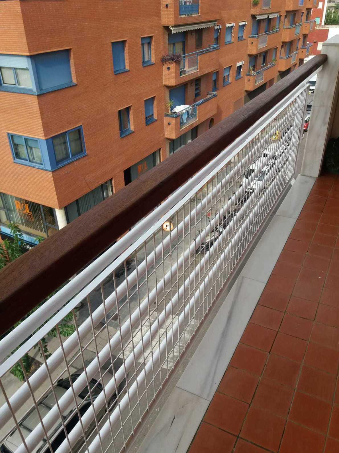 Pintar barandillas Tarragona