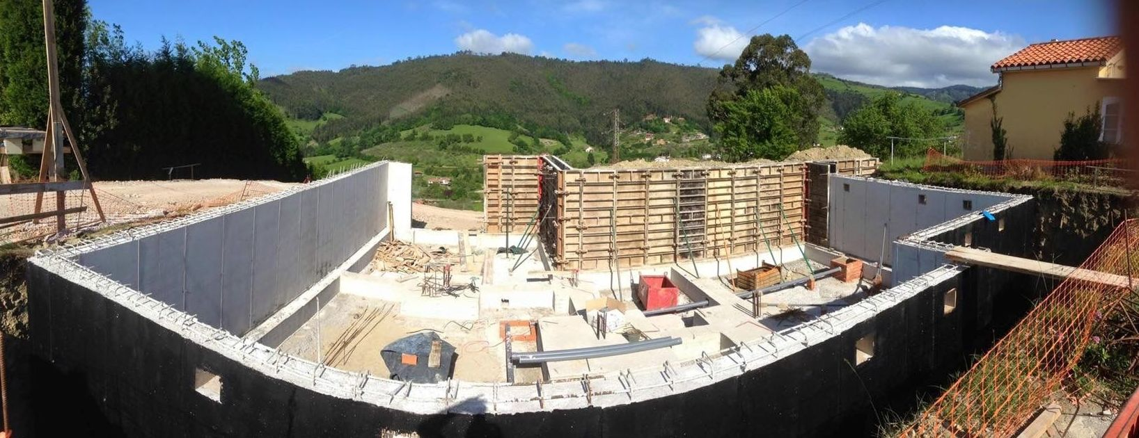 Foto 80 de Fachadas en Colunga | Construcciones Espiniella